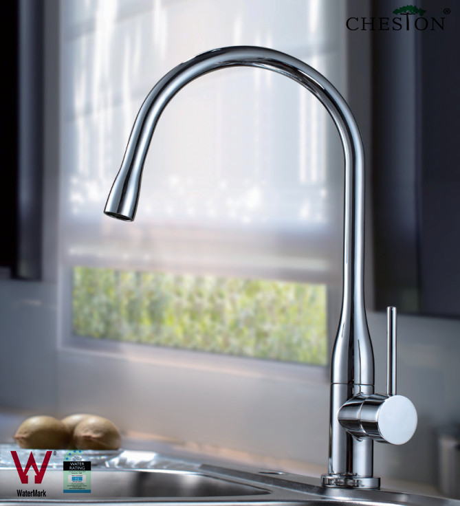 Shopping websites chrome plated delta kitchen sink faucets made china, View  kitchen sink faucets, CHESTON Product Details from Kaiping Cheston ...