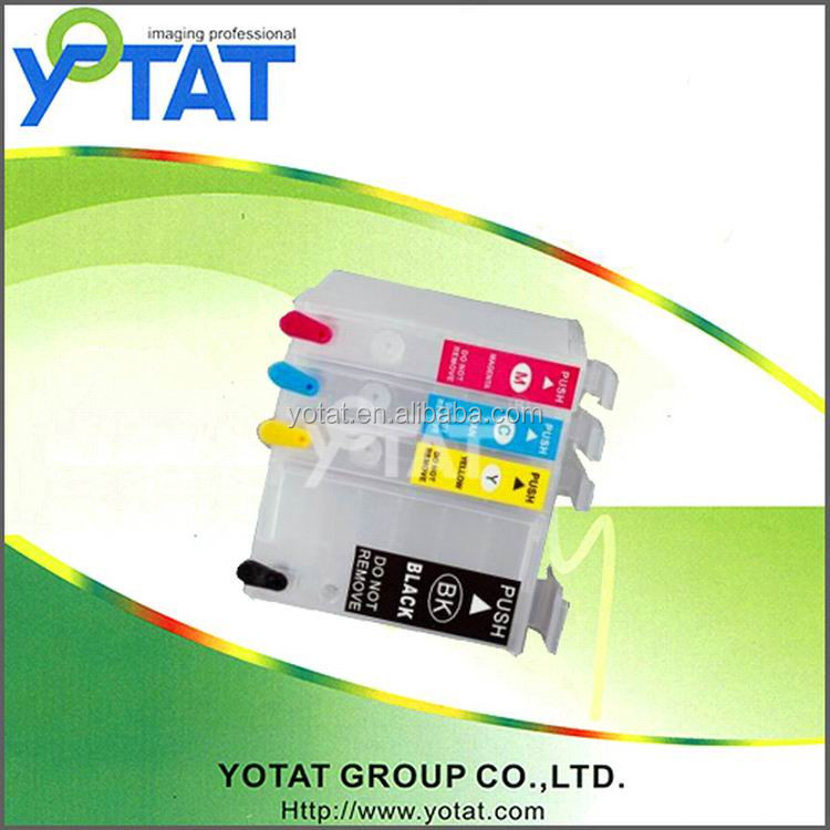 Compatible for Epson 3620 3640 printer ink cartridge T2521 T2522 T2523 T2524