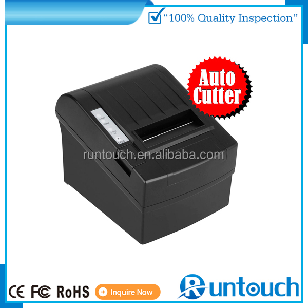 Runtouch POS EPOS TILL Takeaway GPRS SMS Printer Food order printer
