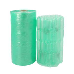 wholesale cushion packaging bag inflation biodegradable air pillow film rolls