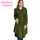 2013# 2018 kimono blouse & tunic modest clothing with long sleeve for women latest designs abaya muslim formal dress