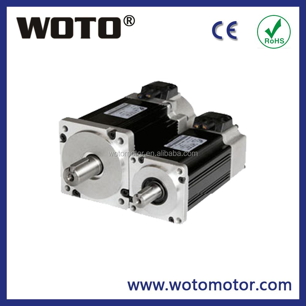 hohe qualit t 220 v 3 phasen wechselstrom servomotor und stick 750 watt ac motor produkt id
