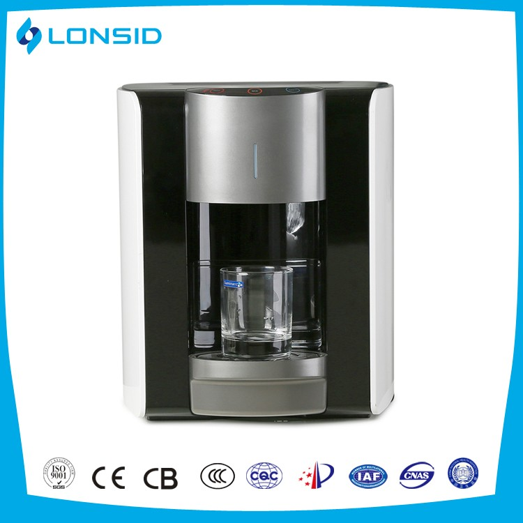Domestic kitchen Appliance pure drinking water Purifier energy-saving Hot and Cold Direct Piping Water Dispenser