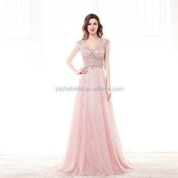 01080e6fa6 Rhinestone Keyhole Back Long Prom Dresses 2018 New - Buy Prom ...