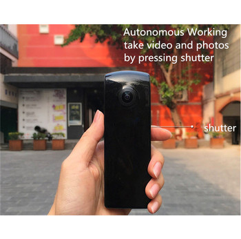 (High) 저 (Definition) 구형 Lens 웹 Camera, Dual Lens Mobile Phone 360 VR 카메라 Support USB Connection