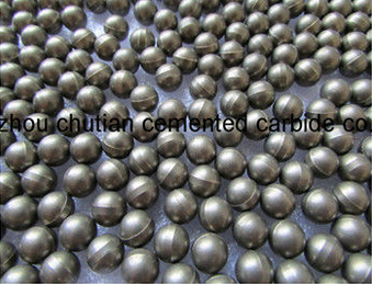 zhuzhou factory suply high quality storage 8mm blank carbide alloy round sphere for grinding