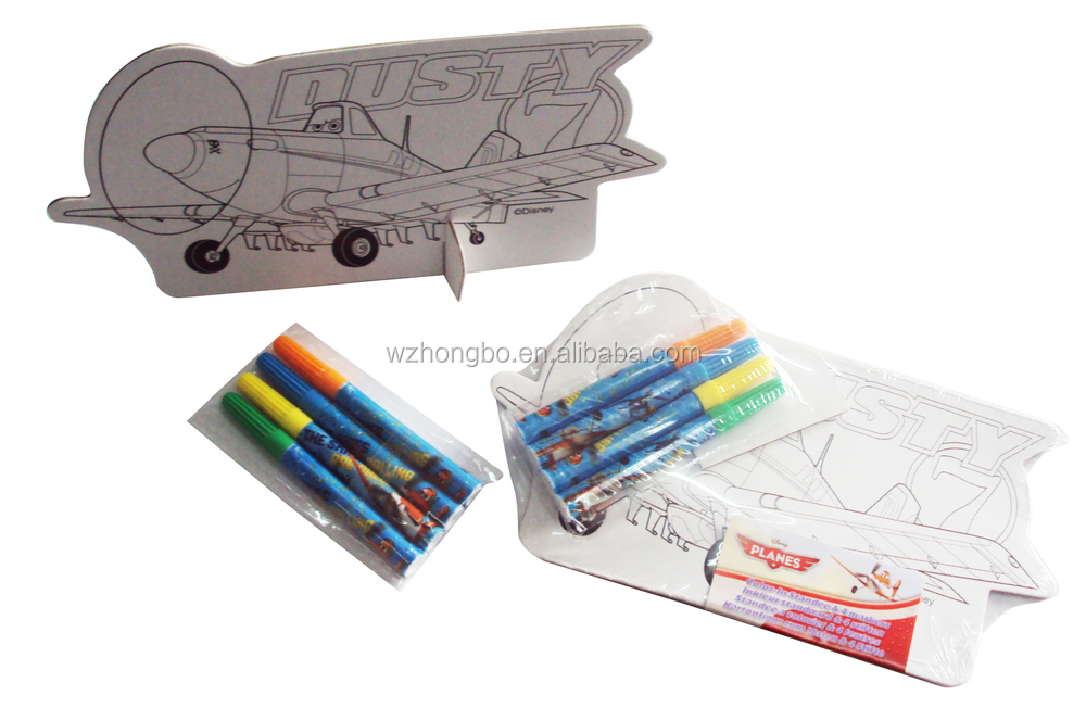 Libro De Actividades Para Niños/pequeño Libro Para Colorear Con ...