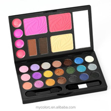 Private label lidschatten-palette 21 farben kosmetik make-up produkte