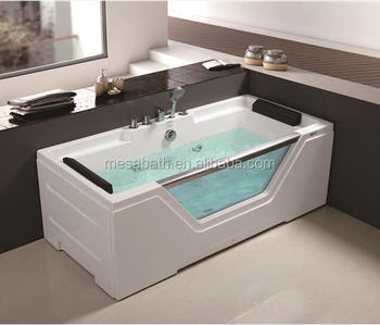 Acrylic Corner Rectangular Adult Cheap Plastic Portable Hydromassage  Whirlpool Bath Tubs Bathtubs For Adults