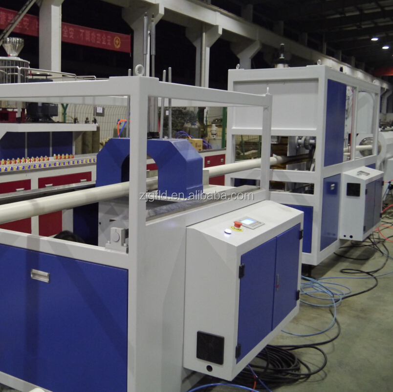 UPVC PVC Pipe Extruder  Machine Production Line