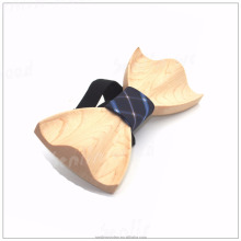 Wooden Bow tie in stock christmas funny 3D bow ties