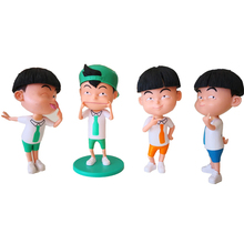 Goedkope mini plastic kid speelgoed custom made anime action <span class=keywords><strong>collectable</strong></span> <span class=keywords><strong>beeldje</strong></span>