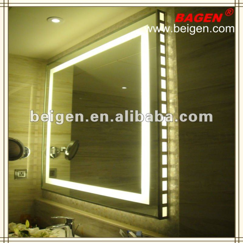 Frame Mirror With Led Light&acrylic Diffuser,16 Years Supply For ...