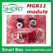 Smart Bes MG811 module carbon dioxide sensor module new and original MG811 co2 sensor module