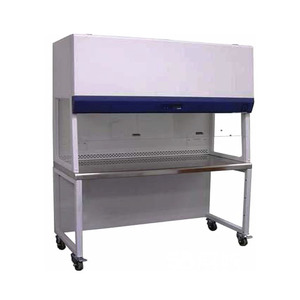 laboratory furniture vertical laminar flow hood/clean bench with uv lamp