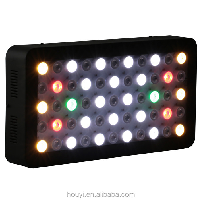 16 inch 165w led aquarium light led lighting reef tank high quality sunsun aquarium light cover led aquarium reef