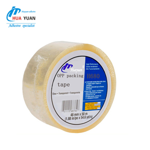 Factory best price direct supply Multi Colors OEM Low Noise OPP Colored Packing Tape 48mmX66m