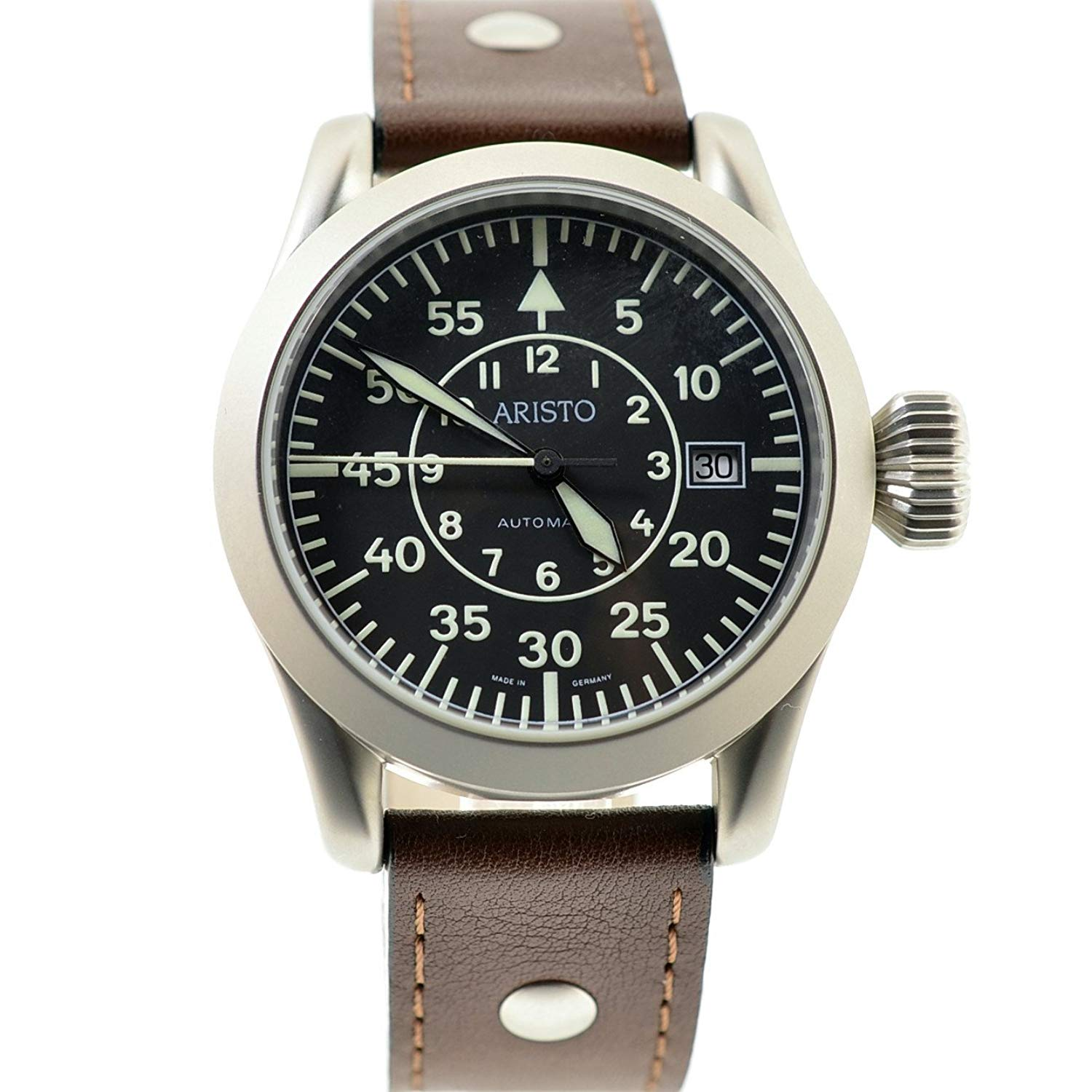 8d7d2cdbf93 Buy Aristo Swiss Automatic Pilots Watch with Carbon Fiber Dial ...