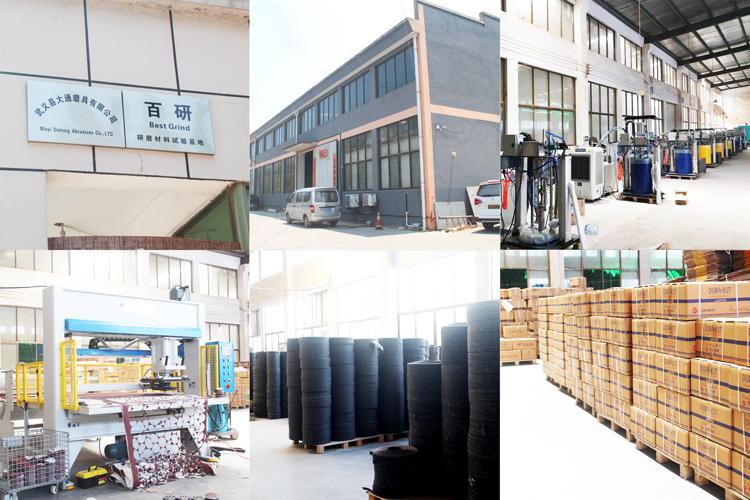 Fabrik heißer verkauf scheibe schleifen maschine auf lager