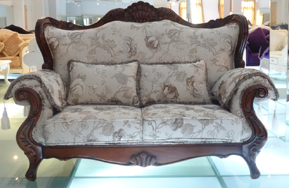 Indian Style Sofa Set Indian Style Carved Wood Sofa