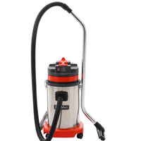 30L 1000W stainless steel industrial wet and dry car vacuum cleaner