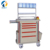 AC-AT009 medical equipments hot sale treatment portable anesthesia trolley with drawers
