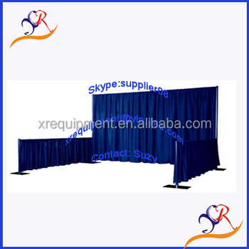 adjustableuprights drape polecoverfabriconpole drapes systems home and innovative pipe pole cover