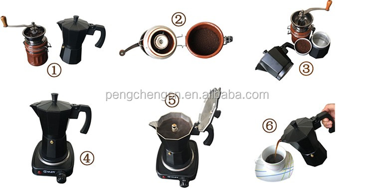 Unique manual coffee grinder china small hand grinder