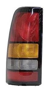 04 05 06 GMC Sierra Truck Driver Taillight Taillamp 07 Classic