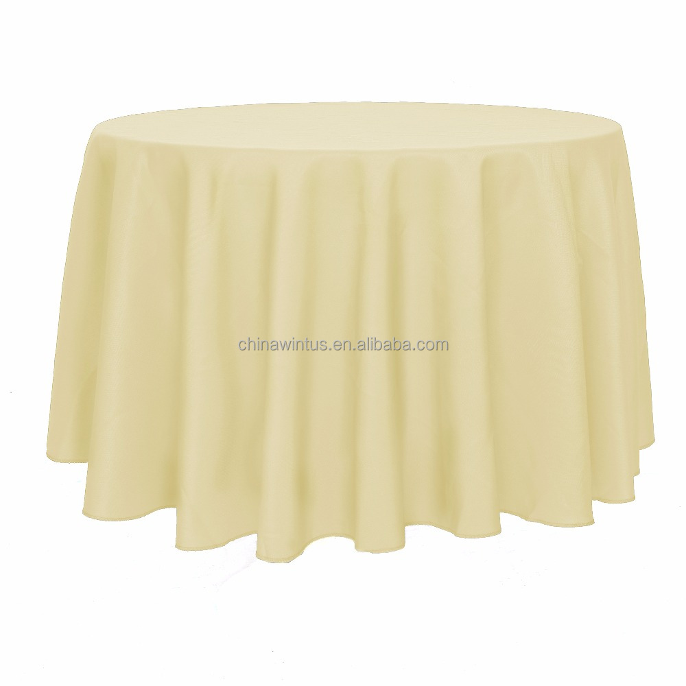 180 Round Tablecloth, 180 Round Tablecloth Suppliers And Manufacturers At  Alibaba.com