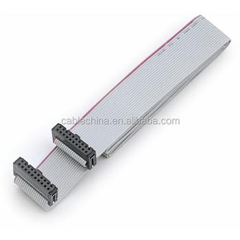 1,27 Mm Awm Ul 2651 28 Awg 20-polige Flachbandkabel Kabel - Buy 20 ...