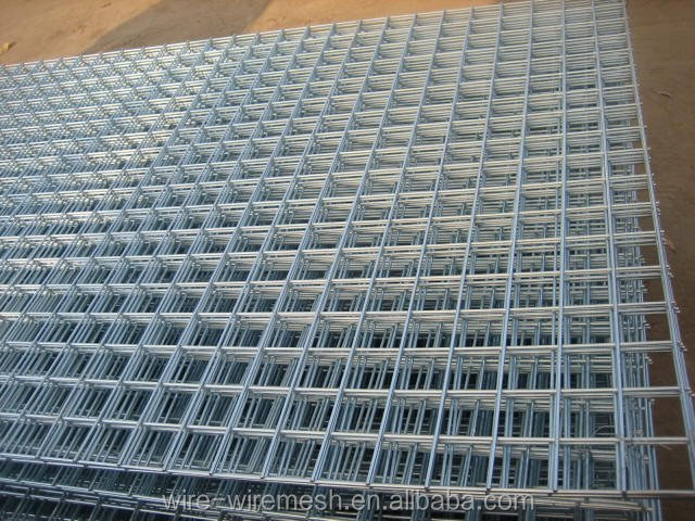 Concrete Welded Wire Mesh Panel/ Wire Mesh Concrete Slab/ Reinforced ...