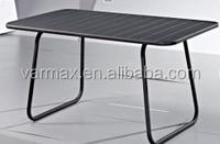 aluminum furniture walmart dining room table