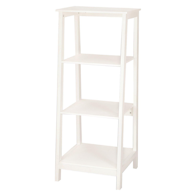 folding bookcases etagere bookcase ebay itm tier designs ebern albarado