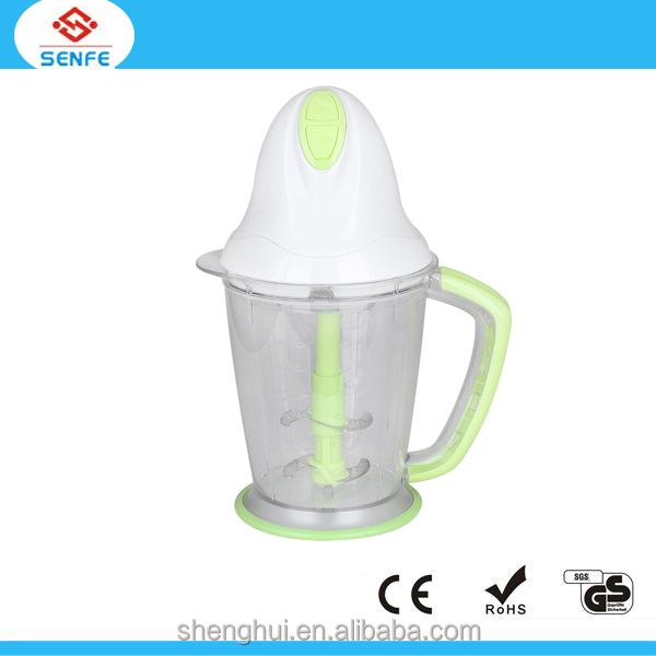 Essential kitchen appliance electric vegetable blender meat chopper egg mixer for sale