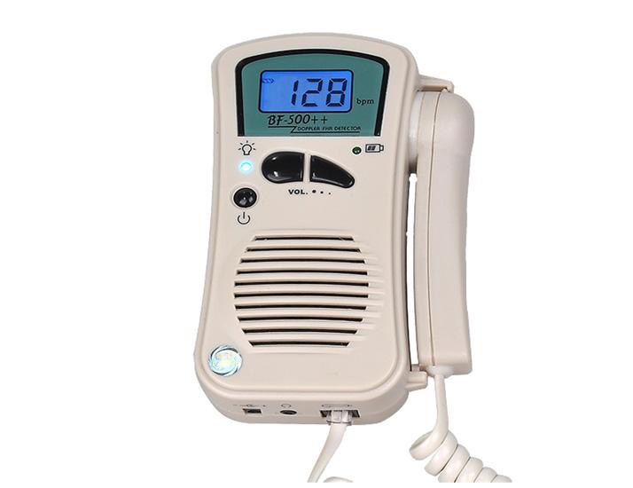 Hand Held Equipment Fetal Doppler for Detecting Fetal Heart Rate(FHR)  BF-500++, View Hand Held Fetal Doppler, Bestman Product Details from  Shenzhen