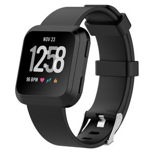 For Fitbit Versa Watch Silicone Strap Bands
