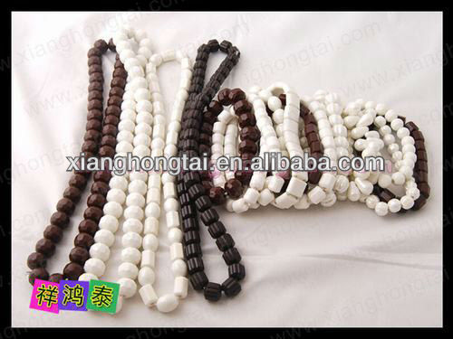 volcanic stone scalar energy beads jewelry supperlier made in china