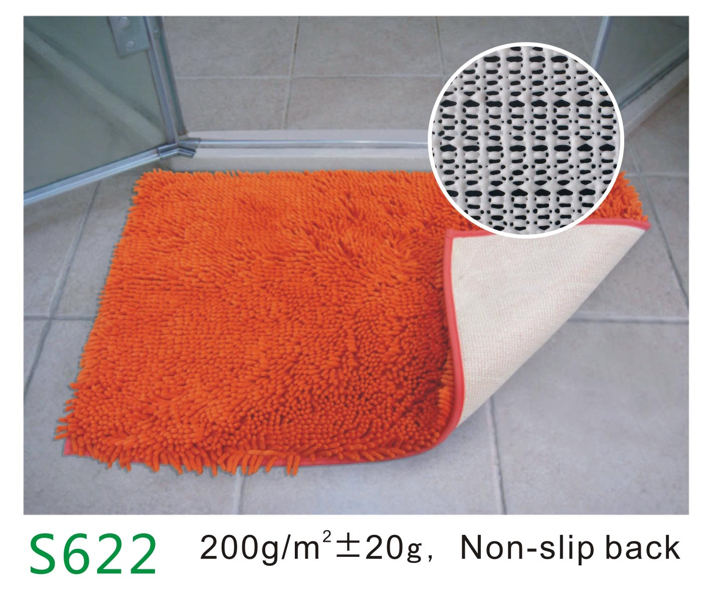 Anti Slip Rug Pripper Carpet Underlay