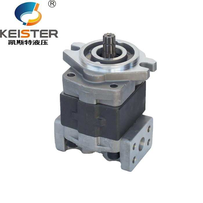 KZP4 kayaba gear pump