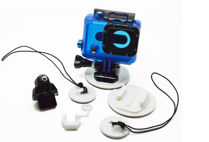 2014 Newest for Go Pro Accessories for Go Pro Surfboard Mounting Kit