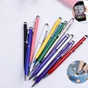 Stock On Wholesale Promotion Ball Pen Advertising Personalized Custom Logo Metal Ballpoint Pen