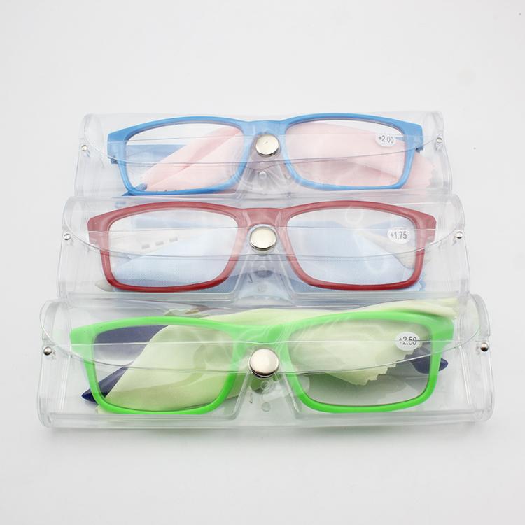 cd8e91e80b6 Fashion Reading Glasses With Case