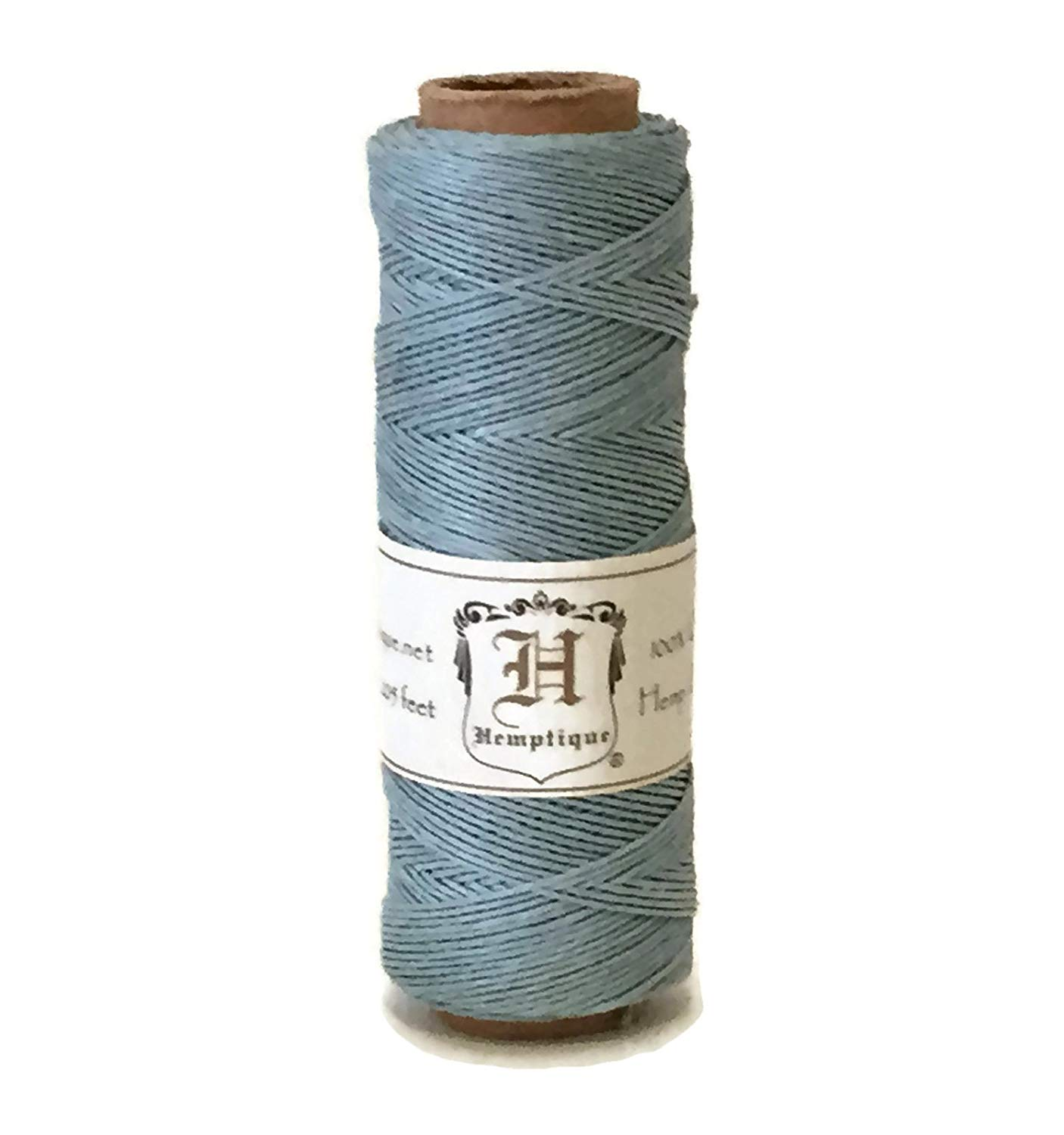 Green Blue and Pink Hemp Twine Mix 20lb Test 1mm Diameter 12 Colors 360 Feet of Cord and Free Jewelry Making Project