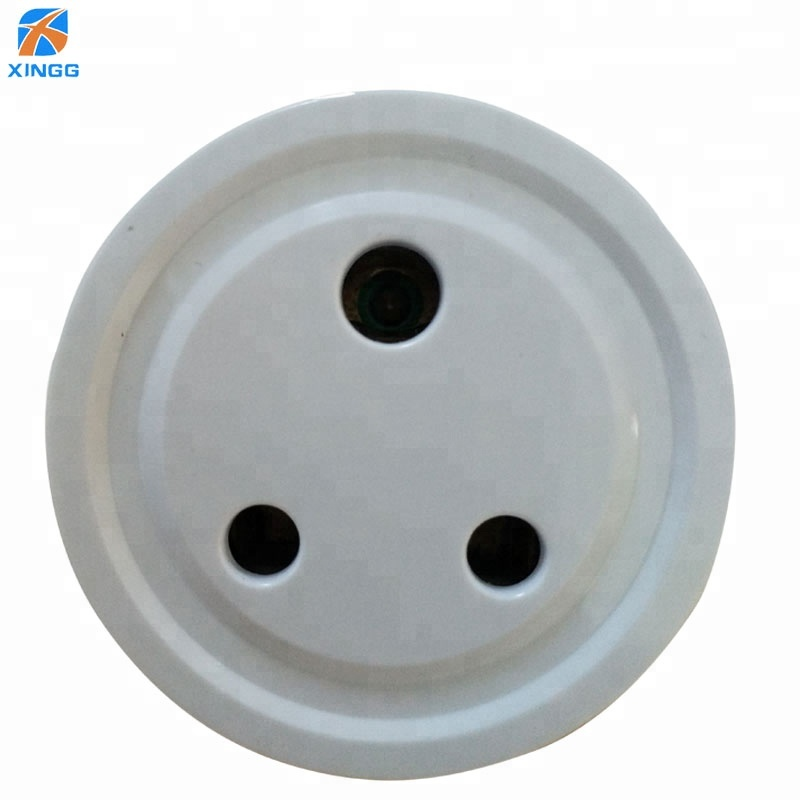2018 India Type D Elektrische Schakelaars Outlets 3 Ronde Pin Smart Wifi Plug