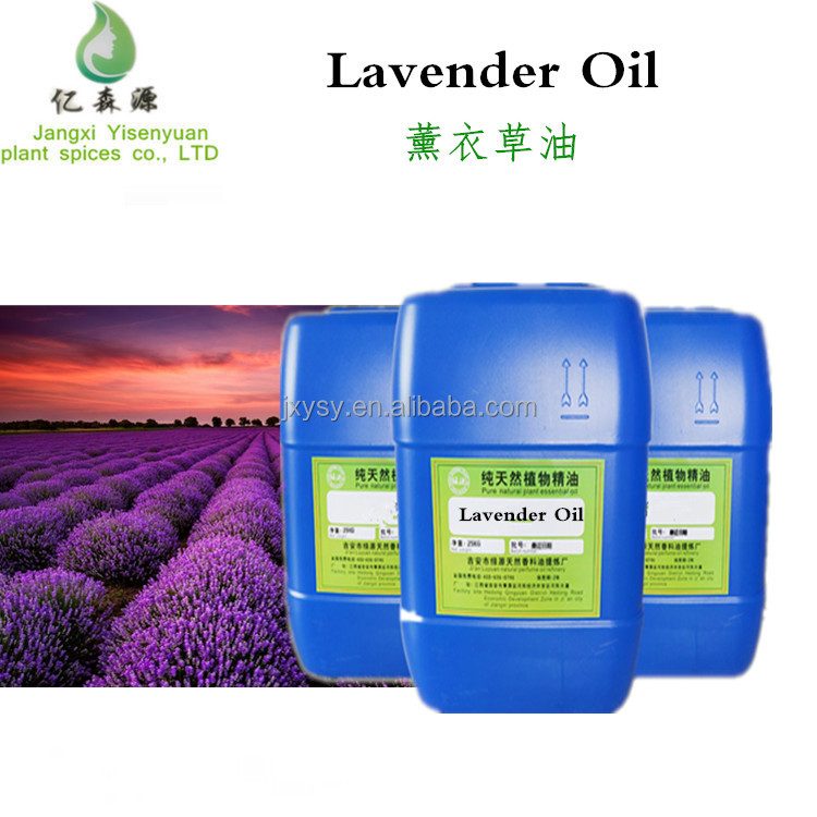 French Bulk Lavender Oil Price Linalyl Acetate And Linalool For Sterilization/Incense/ Weight Loss Bath