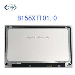 wholesale price AUO laptop notebook display monitor 15.6 inch lcd B156XTT01.0 LVDS touch screen 1366*768 led 40 pins