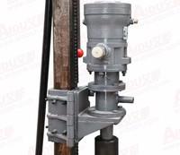 earth soil borehole drilling machine