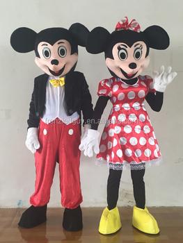 Funny Mickey Minnie Mascot Costume Fgc 0054 Buy Mickey Mouse Mascot Costume Mickey And Minnie Mascot Costume Mickey And Minnie Mascot Costume
