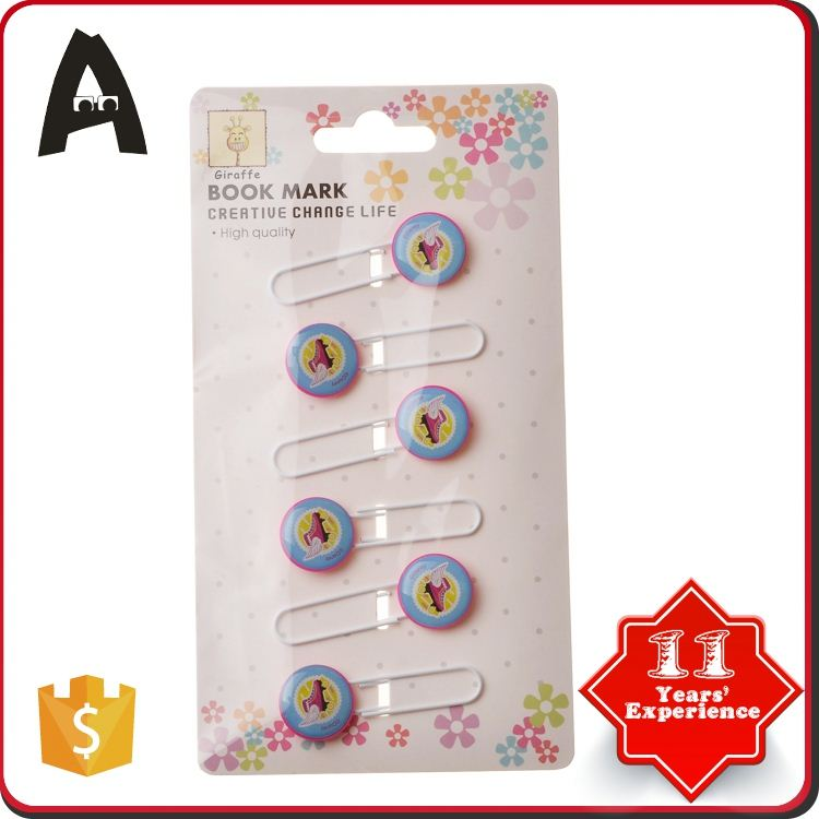 Fatory price factory supply letter m design paper clips